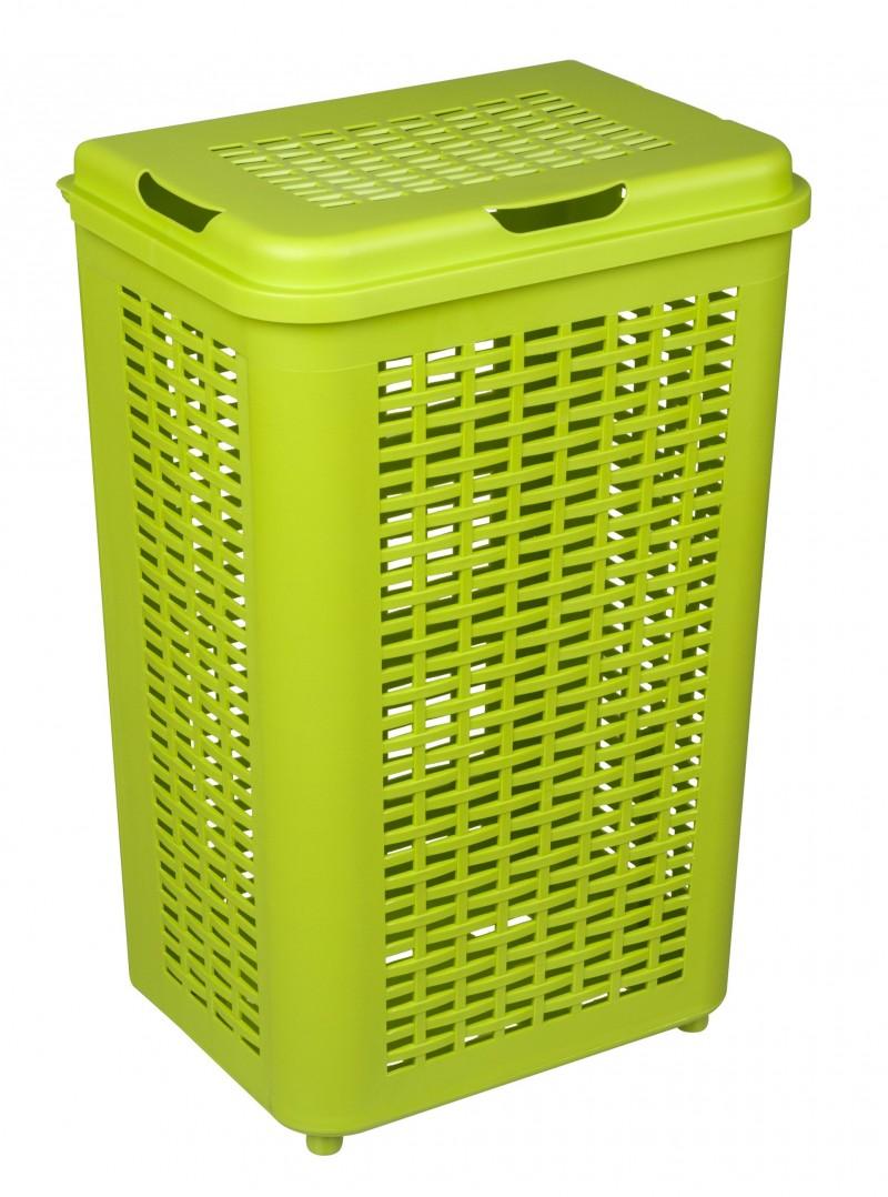 Cos rufe 50 litri verde