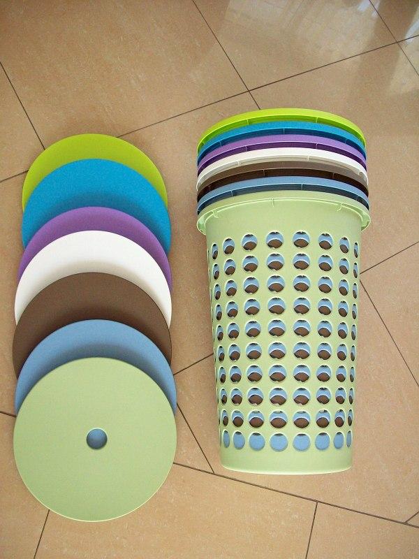 Cosuri rufe 60 litri diferite culori