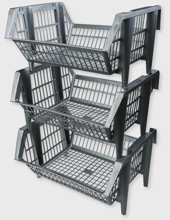 Etajera modulara 42x38x24 cm