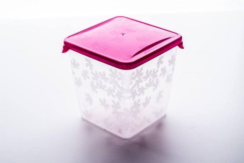Set 3 cutii alimente Rukkola 0.45+0.75+1 litru