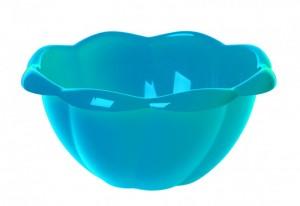 Poza Bol Hortensia 13 cm albastru
