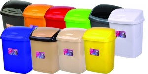 Poza Cosuri de gunoi cu capac batant