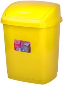 Poza Cos gunoi 4 litri 24x18x18 cm galben