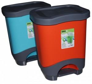 Poza Cosurile de gunoi cu galeata - disponibile in diverse culori