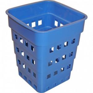 poza Suport tacamuri multifunctional albastru