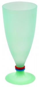 poza Cupa desert/inghetata cu picior 17.5 cm x 7 cm