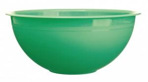 Poza Bol rotund cu margine, de culoare verde