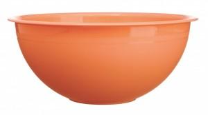 Poza Bol rotund cu margine, portocaliu