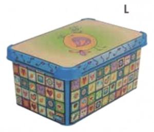 poza CUTIE DEPO SPRING 10 L dimensiuni: 34.5x23x16 cm