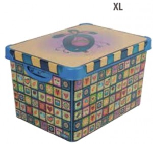 poza CUTIE DEPO SPRING 20 L dimensiuni: 39x29x23.5 cm