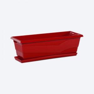 poza Jardiniera cu tava 40x15.5 cm 5.5 litri